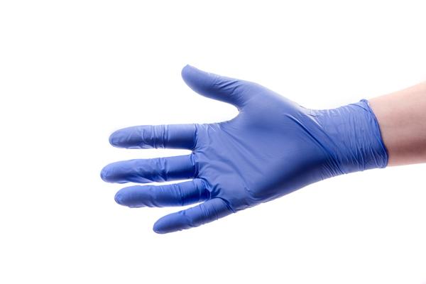 Nitrlile gloves ALDENA hand