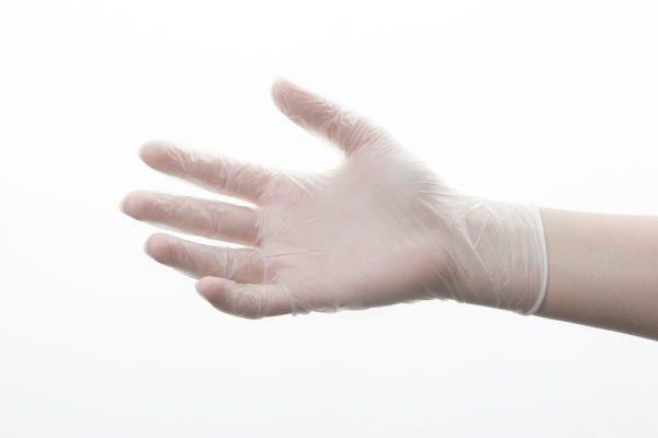 Vinyl gloves ALDENA hand