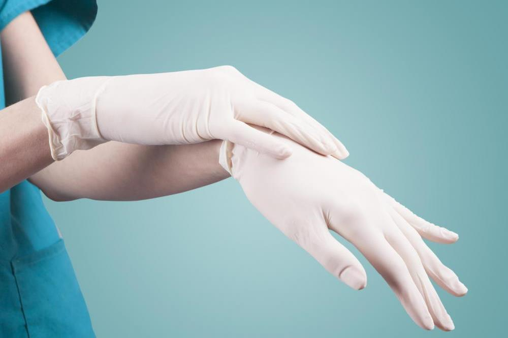 Latex gloves europe