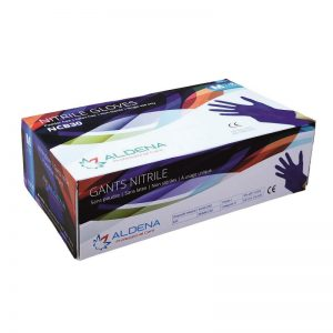 Nitrile gloves ALDENA
